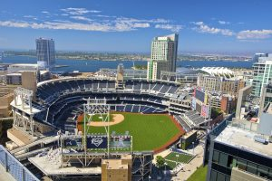 San Diego Sporting Event Limousine Bus Rental Services, Limo, Party Bus, Shuttle, Charter, Padres, Sockers, Gulls, Aztecs, CSUSM, USD, SDSU, Golf