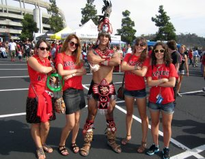 San Diego Tailgating Limo Rentals, Limousine, Party Bus, Shuttle, Charter, Van, SDSU Aztec Football, Padres Baseball, SDCCU Stadium, Qualcomm, Petco Park